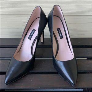 Nine West Black Tatiana Stilettos
